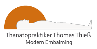 Thanatopraktiker Thomas Thieß